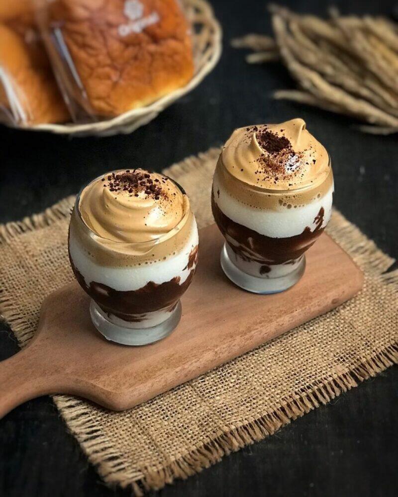 Resep Dalgona Coffee Nescafe 100% Anti Gagal | Harian Resep
