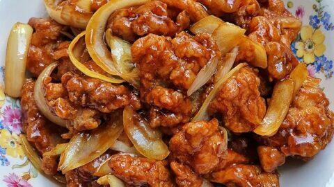 Resep Ayam Goreng Mentega Enak Dan Simple Harian Resep